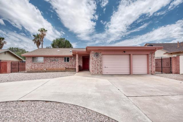 3112 Oakmont Drive, Sierra Vista, AZ 85650 (MLS #171355) :: Service First Realty
