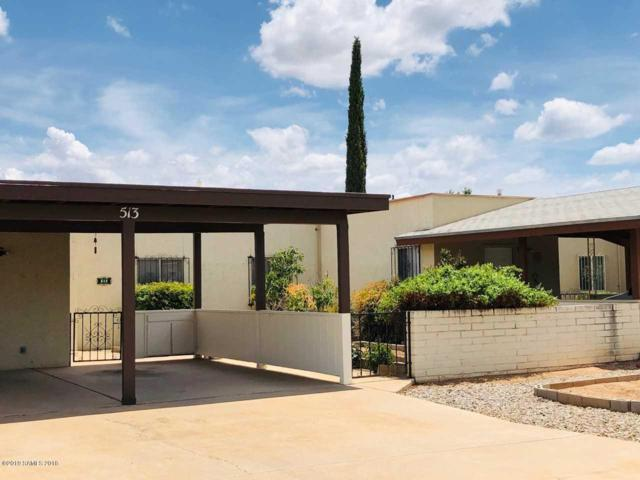 513 S 3rd Street, Sierra Vista, AZ 85635 (MLS #171376) :: Service First Realty