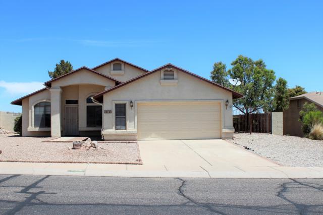 2743 E Ridge Crest Street, Sierra Vista, AZ 85650 (MLS #171377) :: Service First Realty