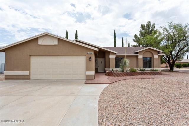 4926 Colina Way, Sierra Vista, AZ 85635 (MLS #171378) :: Service First Realty