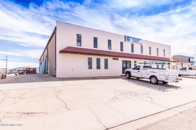 4108 E La Linda Way, Sierra Vista, AZ 85635 (MLS #171393) :: Service First Realty
