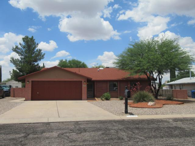 3723 E Trevino Drive, Sierra Vista, AZ 85650 (MLS #171398) :: Service First Realty