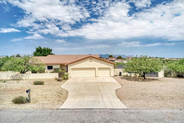 1578 San Marcos De Niza Drive, Sierra Vista, AZ 85635 (MLS #171436) :: Service First Realty