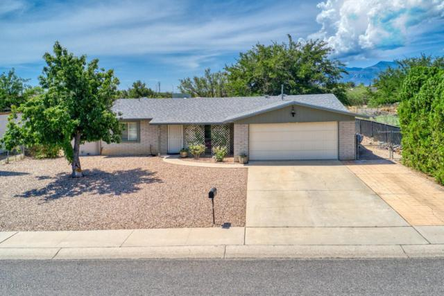 4836 Evergreen Drive, Sierra Vista, AZ 85635 (MLS #171437) :: Service First Realty