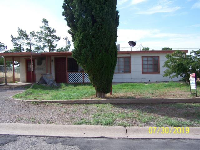 121 Fort Huachuca Lane, Bisbee, AZ 85603 (MLS #171443) :: Service First Realty