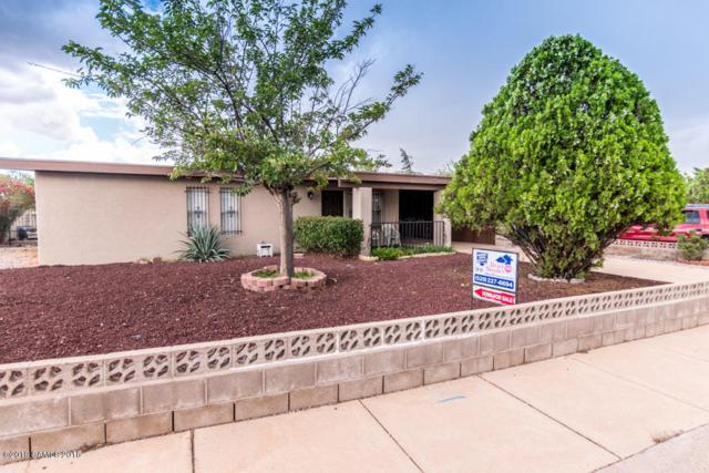 891 Catalina Drive, Sierra Vista, AZ 85635 (MLS #171445) :: Service First Realty