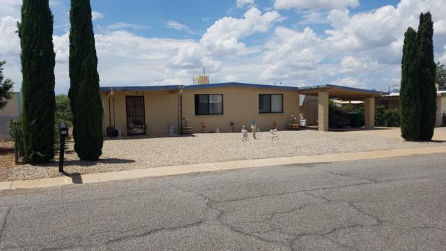 809 N Ridgeview Place, Huachuca City, AZ 85616 (MLS #171451) :: Service First Realty