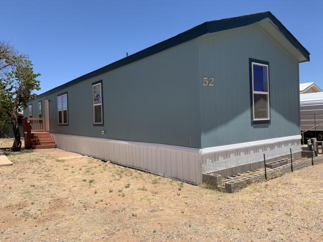 840 N Fort Avenue #52, Sierra Vista, AZ 85635 (MLS #171458) :: Service First Realty