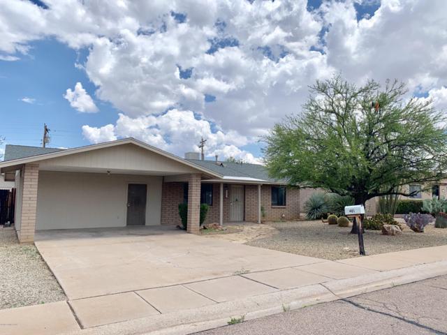 401 Duchess Drive, Sierra Vista, AZ 85635 (MLS #171462) :: Service First Realty
