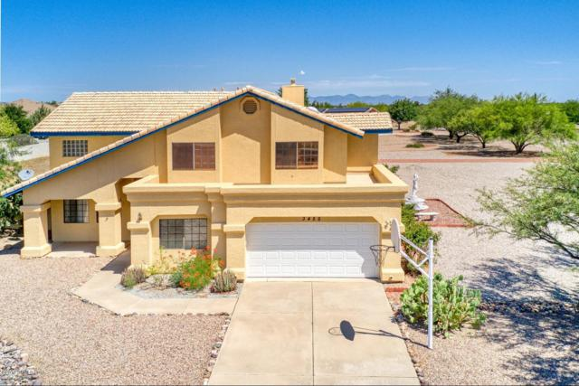 3455 Kalispell Avenue, Sierra Vista, AZ 85650 (MLS #171464) :: Service First Realty