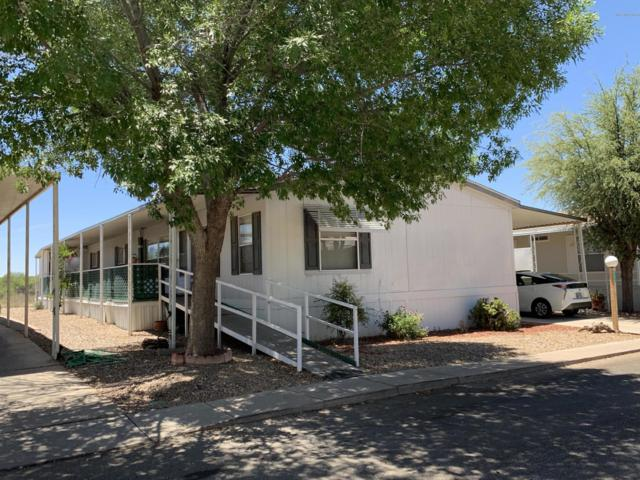 534 S Little Bear Trail #6, Sierra Vista, AZ 85635 (MLS #171501) :: Service First Realty