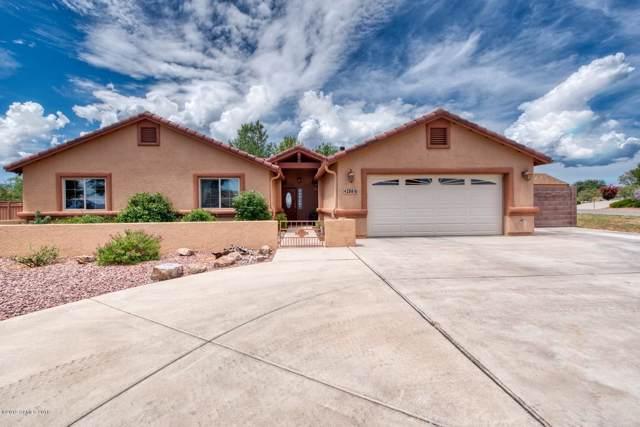 4288 S Hackberry Drive, Sierra Vista, AZ 85650 (MLS #171544) :: Service First Realty