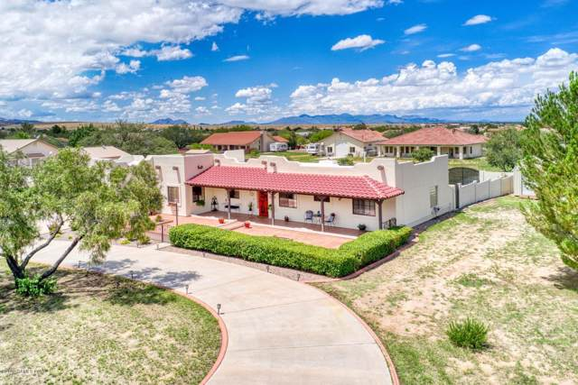 2605 E Choctaw Drive, Sierra Vista, AZ 85650 (MLS #171546) :: Service First Realty