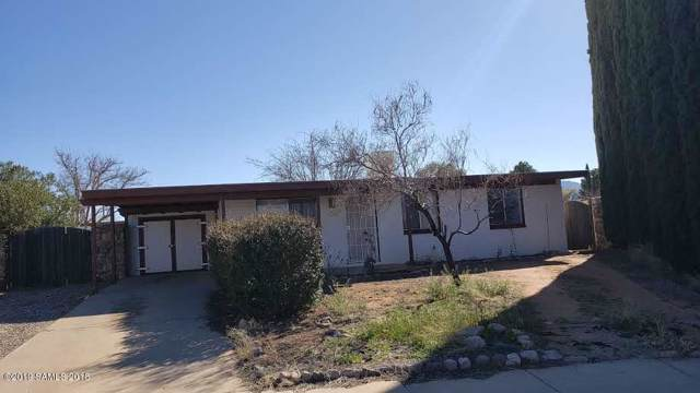 5134 Galileo Drive, Sierra Vista, AZ 85635 (MLS #171551) :: Service First Realty