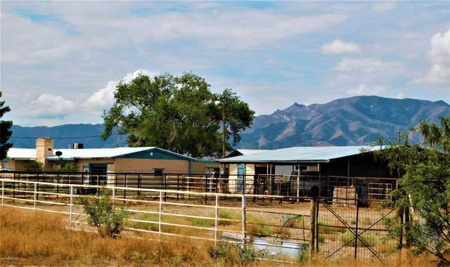 3371 N Desert View Road, Cochise, AZ 85606 (MLS #171559) :: Service First Realty