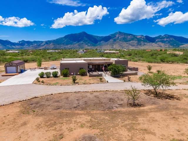 6190 E Calle De La Almendra, Hereford, AZ 85615 (MLS #171583) :: Service First Realty