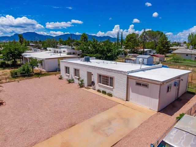 209 Dragoon Street, Huachuca City, AZ 85616 (MLS #171584) :: Service First Realty