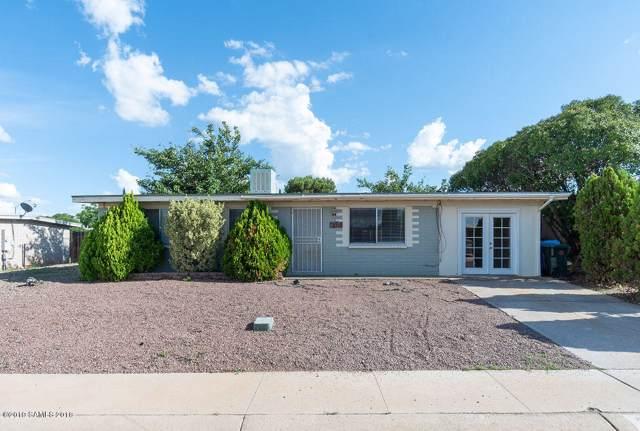 2318 Santa Catalina Drive, Sierra Vista, AZ 85635 (MLS #171586) :: Service First Realty