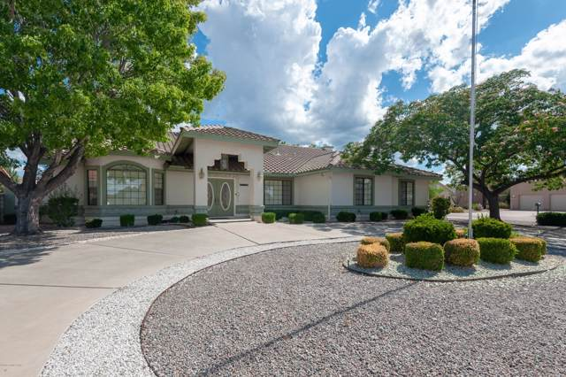 3314 E Trevino Drive, Sierra Vista, AZ 85650 (MLS #171588) :: Service First Realty