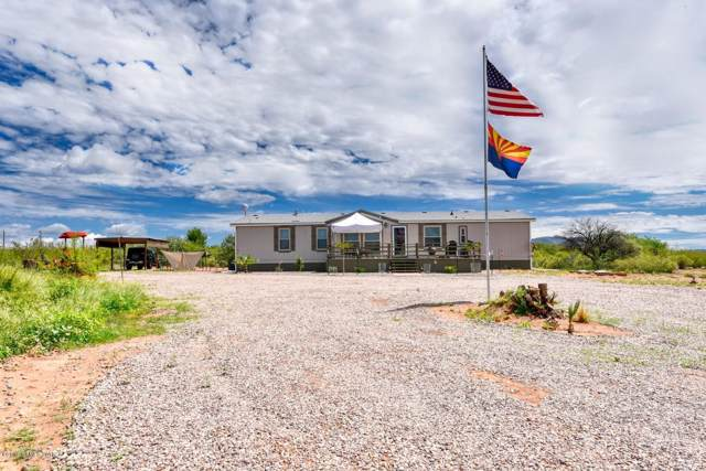 1917 N No Name Road, Sierra Vista, AZ 85635 (MLS #171592) :: Service First Realty