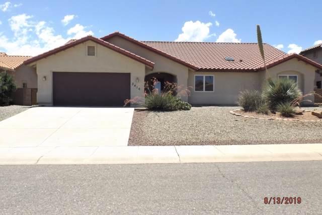 3410 Wheelan Loop, Sierra Vista, AZ 85635 (MLS #171602) :: Service First Realty