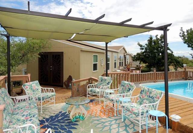 2972 N Nino Place, Cochise, AZ 85606 (MLS #171611) :: Service First Realty