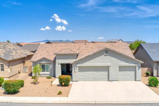 5525 Mesa Verde Drive, Sierra Vista, AZ 85635 (MLS #171625) :: Service First Realty