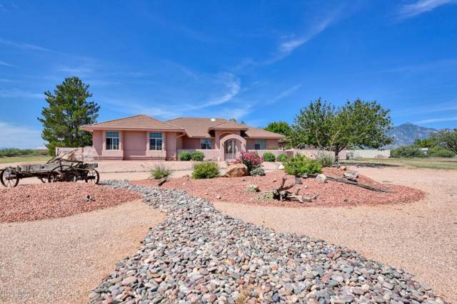 8910 S Rio Santiago, Hereford, AZ 85615 (MLS #171649) :: Service First Realty
