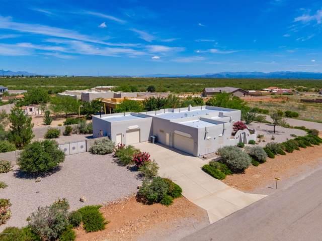 5501 E Sundrop Lane, Sierra Vista, AZ 85650 (MLS #171656) :: Service First Realty