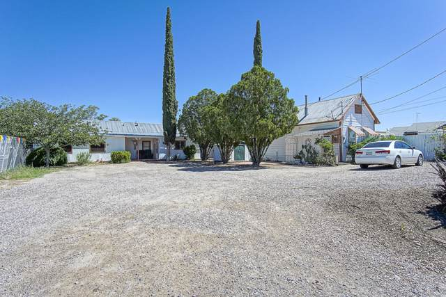 606 E Fremont Street, Tombstone, AZ 85638 (MLS #171666) :: Service First Realty