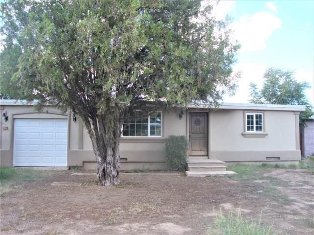 121 Pima Street, Huachuca City, AZ 85616 (#171673) :: Long Realty Company