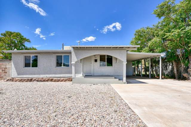 149 Sherbundy Street, Sierra Vista, AZ 85635 (MLS #171683) :: Service First Realty