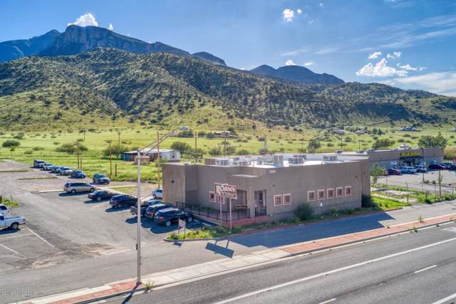 7196 S Highway 92, Hereford, AZ 85615 (MLS #171691) :: Service First Realty