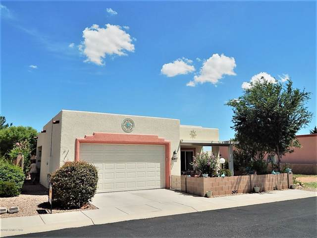 487 S Sky Ranch Road, Sierra Vista, AZ 85635 (#171716) :: Long Realty Company