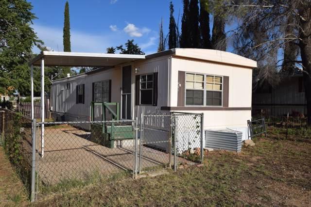 211 N Canyon Drive #6, Sierra Vista, AZ 85635 (#171723) :: Long Realty Company
