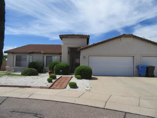 3661 Via Del Trinidad, Sierra Vista, AZ 85650 (MLS #171732) :: Service First Realty