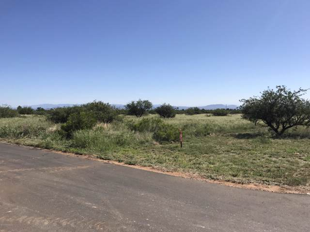 Tbd Sky Dance Lane #8, Sierra Vista, AZ 85650 (MLS #171733) :: Service First Realty