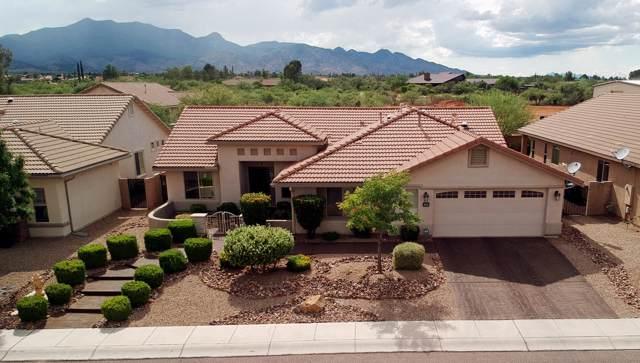 1932 Oak Winds Drive, Sierra Vista, AZ 85635 (MLS #171739) :: Service First Realty