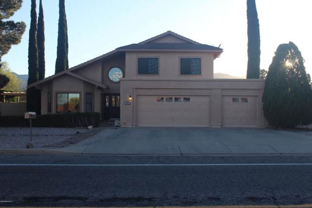 2934 Saint Andrews Drive, Sierra Vista, AZ 85650 (MLS #171742) :: Service First Realty
