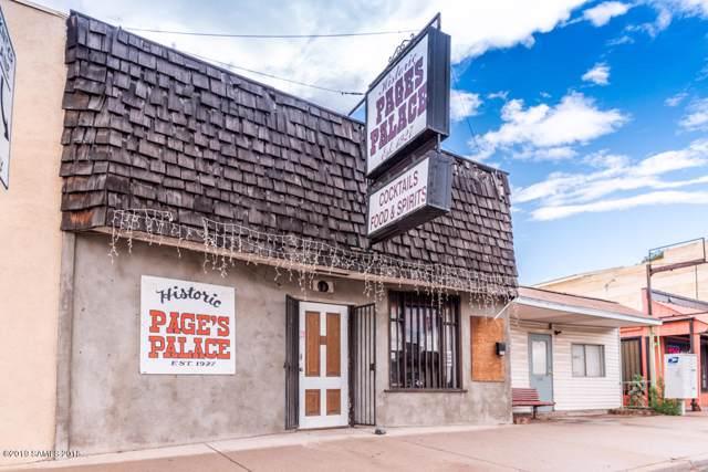 250 E 4th Street, Benson, AZ 85602 (#171780) :: The Josh Berkley Team