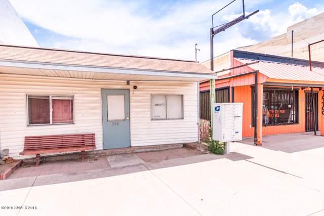248 E 4th Street, Benson, AZ 85602 (#171782) :: The Josh Berkley Team