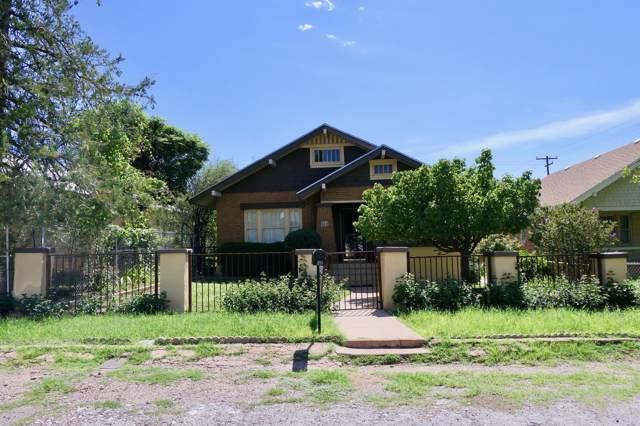 502 Hovland Street, Bisbee, AZ 85603 (MLS #171790) :: Service First Realty