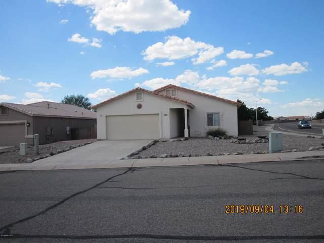 1488 Escondido Court, Sierra Vista, AZ 85635 (#171804) :: Long Realty Company