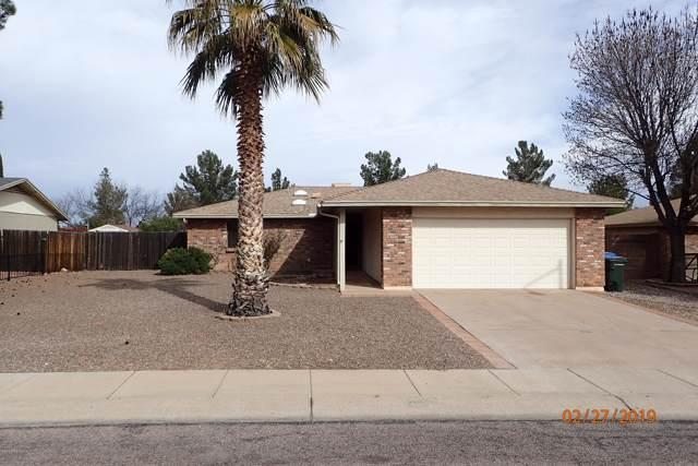 5095 Calle Vieja, Sierra Vista, AZ 85635 (MLS #171812) :: Service First Realty