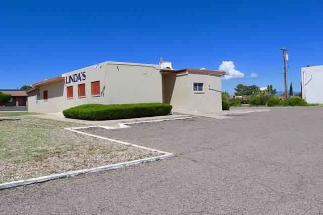 211 Bartow Drive, Sierra Vista, AZ 85635 (MLS #171815) :: Service First Realty