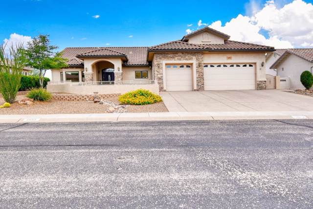 2663 Knollridge Drive, Sierra Vista, AZ 85650 (MLS #171816) :: Service First Realty