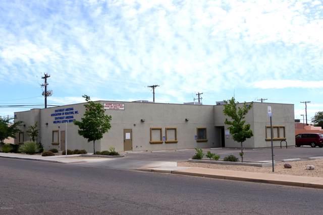 125 S 2nd Street, Sierra Vista, AZ 85635 (MLS #171844) :: Service First Realty