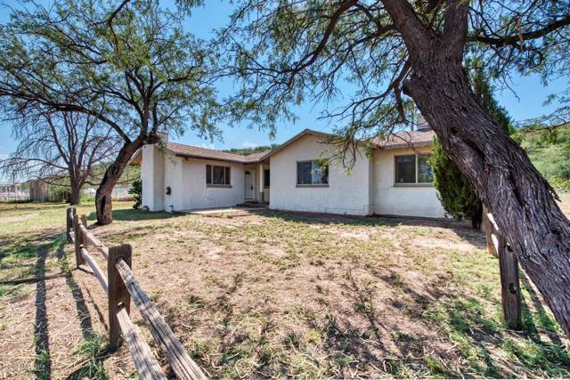572 E Hunt Road, Huachuca City, AZ 85616 (#171850) :: Long Realty Company
