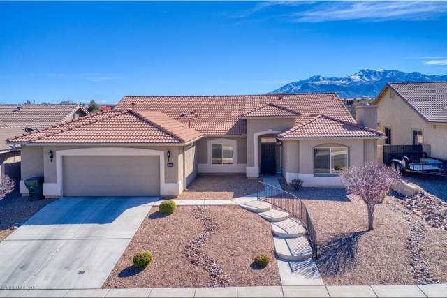 3446 Red Leaf Lane, Sierra Vista, AZ 85635 (MLS #171854) :: Service First Realty