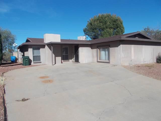 5121 Camino Del Norte, Sierra Vista, AZ 85635 (MLS #171859) :: Service First Realty